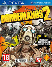 Borderlands 2 (Sony PlayStation Vita, 2014) - version européenne