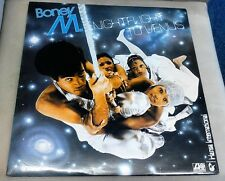 Boney M Night Flight to Venus Excellent Vinyl Record LP K 50498