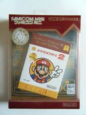 Nintendo GBA Super Mario Bros. 2 Gameboy Advance Famicom mini Japan Free Ship