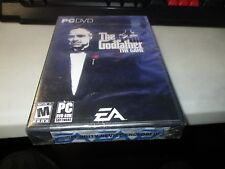 Godfather: The Game (PC, 2006) SEALED