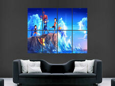 ONE PIECE POSTER  JAPANESE MANGA COMIC BOOK  ART PICTURE PRINT IMAGE GIANT HUGE