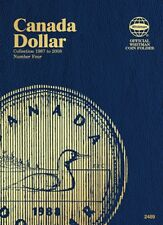 Canada Dollar No. 4, 1987-2008, Whitman Coin Folder