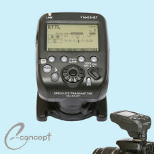 YONGNUO Flash Speedlite Transmitter YN-E3-RT for YN600EX-RT & Canon 600EX-RT