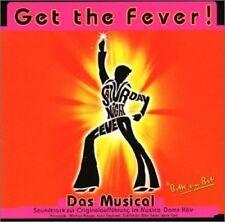 Saturday Night Fever-Get the fever! (Musical) Soundtrack zur Originalauff.. [CD]