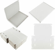 25 White C4 A4 Shipping Box For Book Calendar Comics Photo Decoration Samples