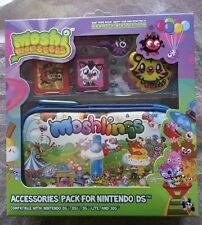 Moshi Monsters 6 in 1 Accessories Pack for nintendo 3ds_dsi_ds NEW