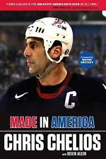 Made in America by Chris Chelios and Kevin Allen (2014, Hardcover)
