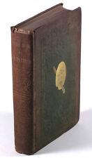Book: 1845 American Victorian Artist Manual - a Friend of Edgar Alan Poe
