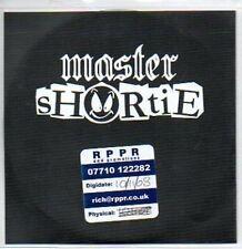 (635H) Master Shortie, Dead End - DJ CD