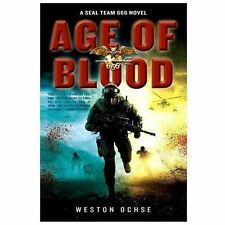 Age of Blood: A SEAL Team 666 Novel-ExLibrary
