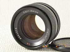 CONTAX Carl Zeiss T* Planar 50mm F1.4 MMJ [VERY GOOD] from Japan (8511)