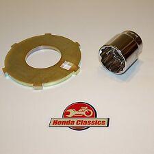 Honda CBR1000RR Fireblade Clutch Holding & Centre Nut Tool Set. HWT061