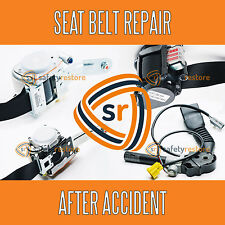 ALL TOYOTA SEAT BELT REPAIR PRETENSIONER REBUILD RESET RECHARGE SERVICE