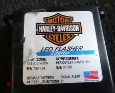 Harley Davidson Police LED Flasher 70671-04 Pursuit Lamps
