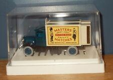 Lledo RDP especial serie especialidad Vans Mack Truck Masters 'partidos de seguridad
