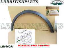 LAND ROVER WHEELARCH FRONT MOULDING RANGE ROVER EVOQUE RH OEM NEW LR036051