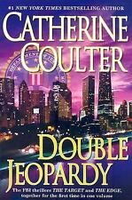 Double Jeopardy (FBI Series), Catherine Coulter, Good Condition, Book