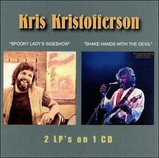 Spooky Lady's Sideshow/Shake Hands with the Devil, Kris Kristofferson, Good CD