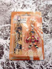 Final Fantasy X-2 Japan Promo Figure Strap Rikku