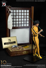 Enterbay BRUCE LEE 75th Anniversary 1:6 Scale Masterpiece Figure Limited Edition
