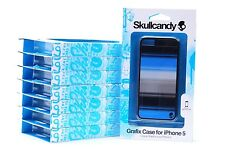 Skullcandy Blue Stripes GRAFIX Apple iPhone SE 5 5s Case NEW Cheap Free Shipping