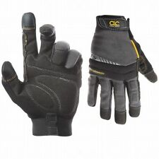 Work Gloves Custom Leather Craft Handyman FlexGrip Small 20028