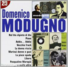 Domenico Modugno: I Grandi Successi  - box 2 CD