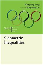 Geometric Inequalities (Mathematical Olympiad) (Volume 12)-ExLibrary