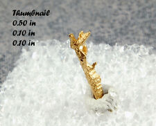 NATIVE GOLD VENEZUELA  MINERAL CRYSTAL METAL PURE
