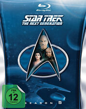 6 Blu-rays * STAR TREK - THE NEXT GENERATION  STAFFEL/SEASON 5 - TNG # NEU OVP +
