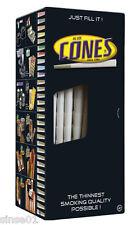 Cones 1000 Conos Vacíos para Rellenar 109/20mm King Size 1000 Smoking Paper