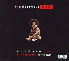 The Notorious BIG-`Ready To Die (CD/DVD, Re-Issue)`  CD NEW