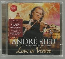ANDRE RIEU - LOVE IN VENICE - CD & DVD - new