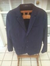 NWT POLO RALPH LAUREN MENS (S) NAVY BLUE SPORT COAT BLAZER JACKET SUIT-COAT