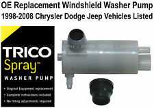Windshield / Wiper Washer Fluid Pump (a) - Trico Spray 11-527