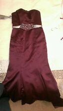 LAZARO Bridesmaid/Formal Occasion Dress- Size 8