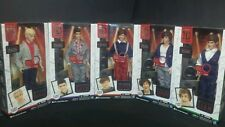 One Direction 1D Singing Dolls All 5 Set Lot Harry Niall Liam Zayn Louis New