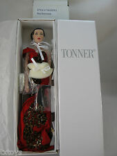 TONNER AVA GARDNER RED BARONESS DRESSED DOLL FROM 2009 LE 250 NRFB