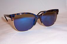 NEW SMITH SUNGLASSES REBEL/S J60-L9 BLUE TORTOISE/BLUE MIRROR AUTHENTIC