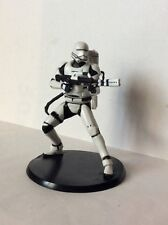 FIRST ORDER FLAMETROOPER figure statua PVC 10 cm STAR WARS MEGA FIGURINE DISNEY