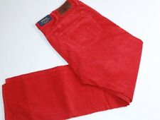 Polo Ralph Lauren  Red corduroy pants  36 Tall 36X36