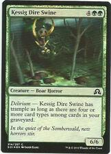 1x Foil Kessig Dire Swine Magic the Gathering MTG Shadows Over Innistrad