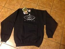 Buffalo Bills Adult Medium Heavy Black Sweatshirt new with tags