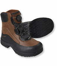 New $179 Men's LL Bean River Treads BOA Closure Fishing Wading Boots Shoes 8