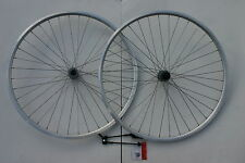 700C ROAD WHEEL SET WITH SHIMANO CLARIS 8/9SP CASSETTE HUBS & STAINLESS SPOKES