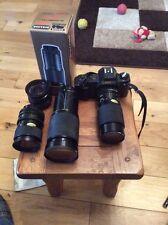 Canon t50 35mm fotocamera SLR per Pellicola