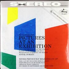 Moussorgsky - Pictures At An Exhibition++ 2 LPs 180g++Speakers Corner+++NEU++OVP