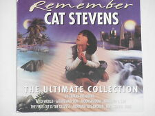 CAT STEVENS -Remember - The Ultimate Collection- CD (Ecopak)