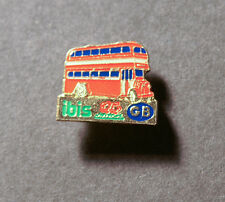 PIN  IBIS GREAT BRITAIN LONDON BUS (AN910)