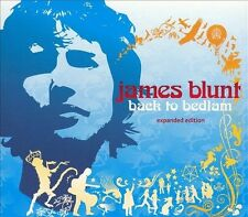 FREE US SH (int'l sh=$0-$3) NEW CD Blunt, James: Back to Bedlam (Exp) Limited Ed